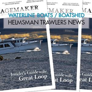 Helmsman Trawlers 43E Pilothouse - Passagemaker Review