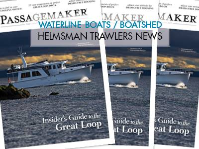 Helmsman Trawlers 43E Pilothouse - Passagemaker Review
