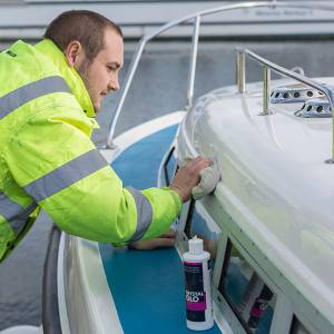 The importance of maintaining your boat's gelcoat