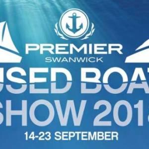 Used Boat Show at Swanwick Marina