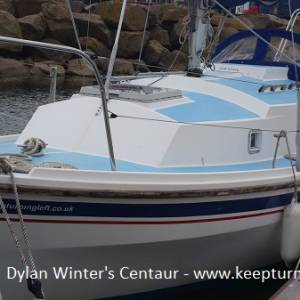 Circumnavigating the UK in a Leisure 27, Part 9 - Anstruther to Peterhead