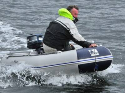AquaMarine tenders with competitive engine package options