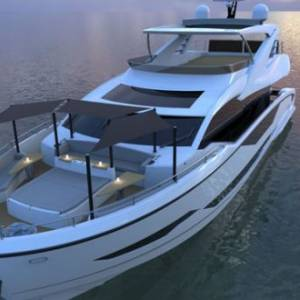 Sunseeker International unveils details on new 'Project 8X'