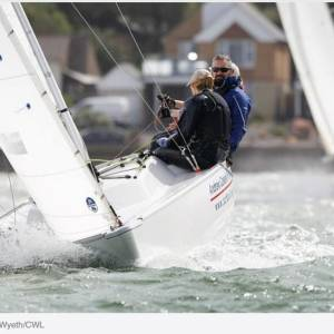 COWES WEEK TO HOST UK SONAR NATIONAL CHAMPIONSHIP