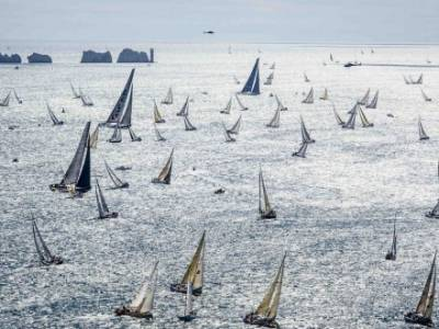 Royal Ocean Racing Club to finish the Rolex Fastnet Race in Cherbourg