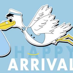 Happy New Arrival -