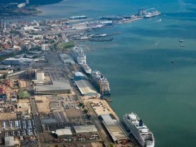 A record year for cruise expected at Port of Southampton