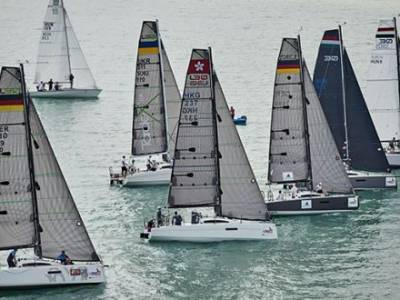 Britain's best short-handed offshore sailors sought for Mixed Double-handed Offshore European Championship
