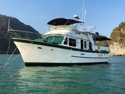 Recently Sold - DeFever Trawler 44