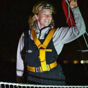Susie Goodall dismasted 2,000 miles west of Cape Horn