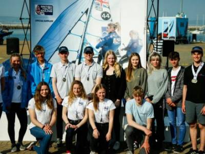 GB team for Youth Sailing World Championships announced