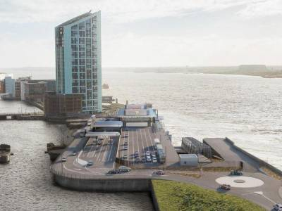 Additional £13 million needed for Isle of Man Liverpool ferry terminal