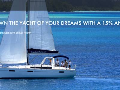 Dream Yacht Charter launches charter management programme with 15% guaranteed income