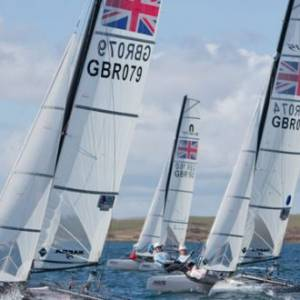 Pwllheli and Plymouth picked for 2020 and 2021 RYA Youth Nationals