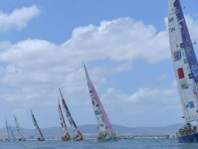 CLIPPER RACE EMBARKS ON SOUTHERN OCEAN LEG