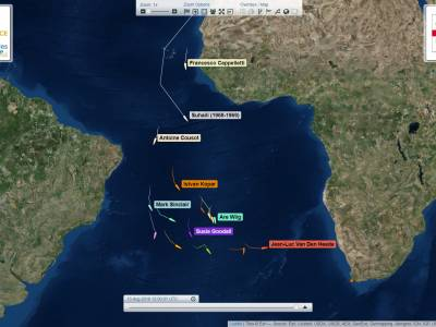 Weekly Golden Globe Race Update