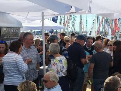 Win a year's FREE berthing with MDL Marinas at  Southampton International Boat Show