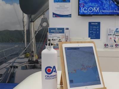 Cruising Association at Southampton International Boat Show
