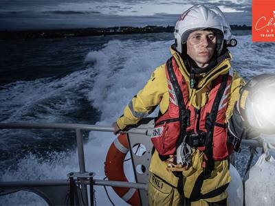 RNLI launches Christmas appeal with a mission to save every one