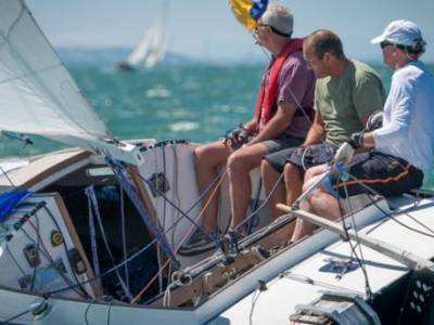 Classes and course setters gear up for Cowes Classics Week