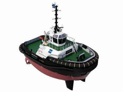 Damen signs with Oz mining company for new tug