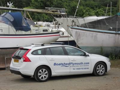 Boat Jumble - Treluggan Boatyard