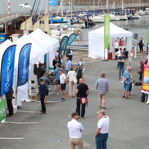 'Change is coming' say eco exhibitors at first Green Tech Boat Show