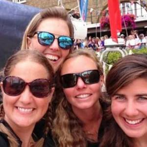 London ladies to take part in Round the Island Race