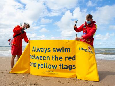 Beach safety campaign launched