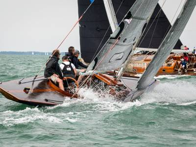 One month to go to British Classic Week