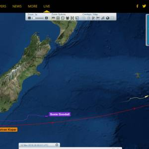 Golden Globe Race Update