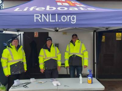 Over 50% of lifejackets found defective at RNLI safety event