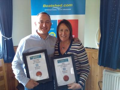 Boatshed Brighton Celebrates Their Success!