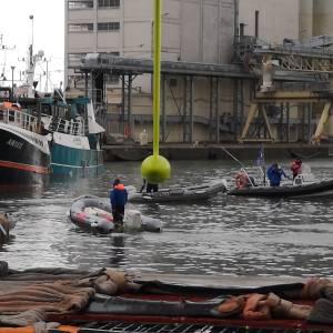 Innovation incroyable: le Rond Point Maritime voit le jour à Sables d'Olonne