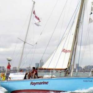 Sir Alec Rose's Lively Lady to sail at Hamble Classics 2018