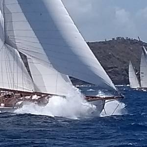 Boatshed sponsor Antigua Classic Regatta - Windward Race / Monday
