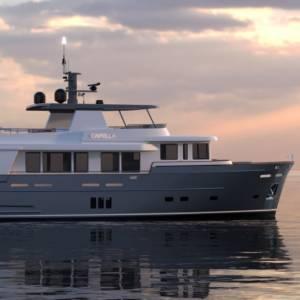 Van der Valk Shipyard confirms custom-built yacht