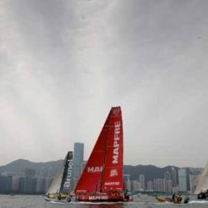 Highest microplastics levels found during ocean race