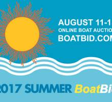 2017 Summer BoatBid - Online Boat Auction