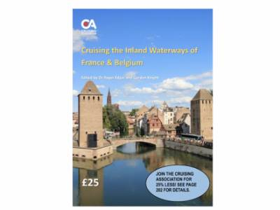 The Cruising Association publishes new edition of the  Inland Waterways Guide