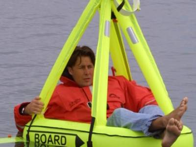 MAN OVERBOARD PREVENTION AND RESCUE