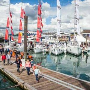 Your complimentary ticket to the 2018 Southampton Boat Show