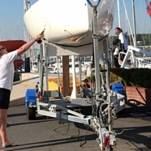 Three New J/70s for the Royal Southern Yacht Club