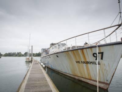Planning permission secures long term location for amazing Second World War survivor