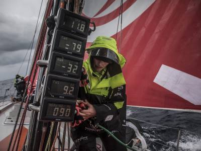 B&G returns as an official technical supplier to the Ocean Race