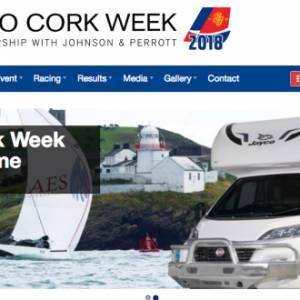 Volvo Cork Week showcasing  the best of Cork Harbour