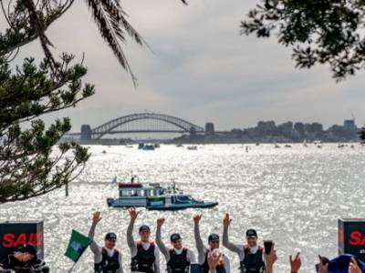 SailGP Season 2 set to kick off in Sydney