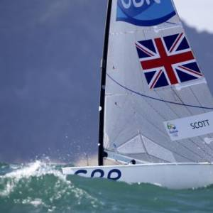 Great Scott returns as British sailors descend on Tokyo 2020 venue