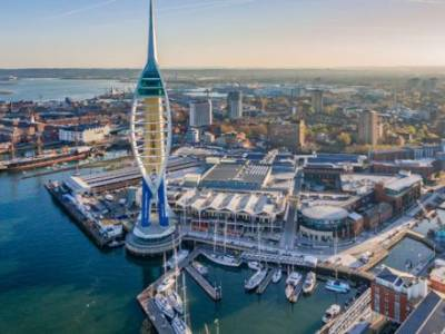 Emirates Spinnaker Tower nominated for Best UK Leisure Attraction