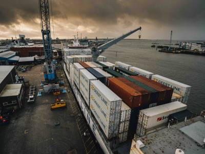 SpacePort uses geospatial data to solve transport challenges in ports
